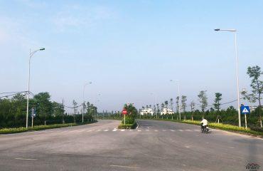 Hạ tầng giao thông đồng bộ An Khánh