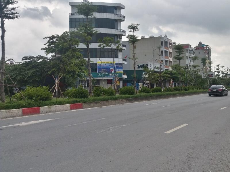 Hình ảnh đất dịch vụ Dương Nội